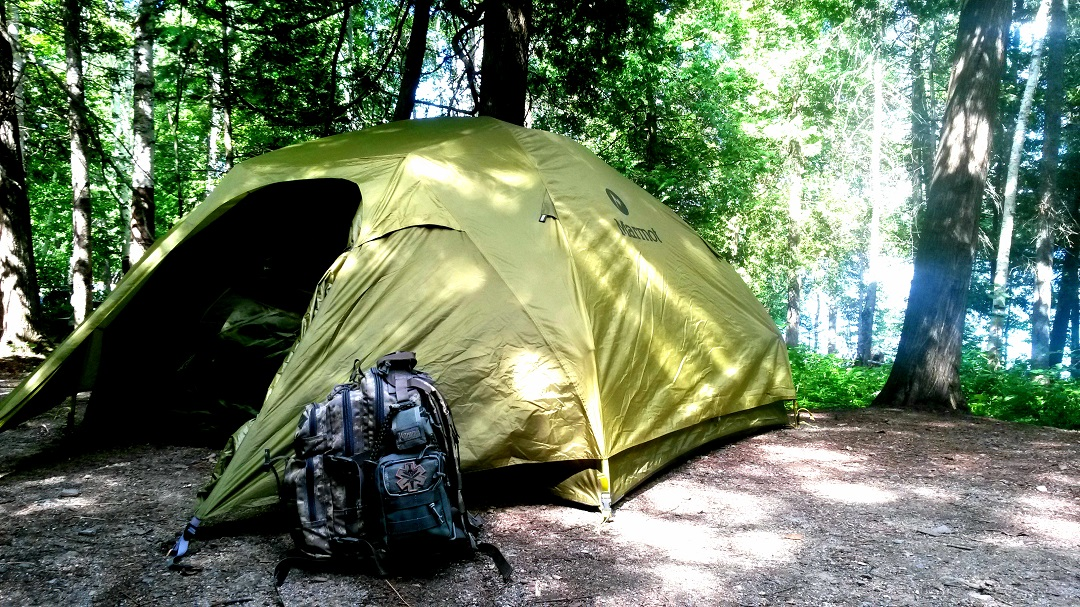 Three Season Tent 4P